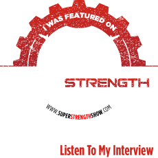 Super Strength Show badge