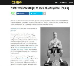 What Every Coach Ought to Know About Flywheel Training