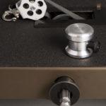 kBox4 Flywheel auto-lock mechanism