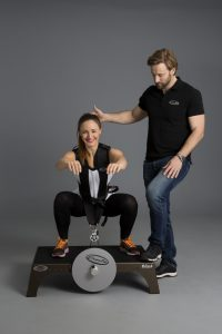 kBoxSquat with coach