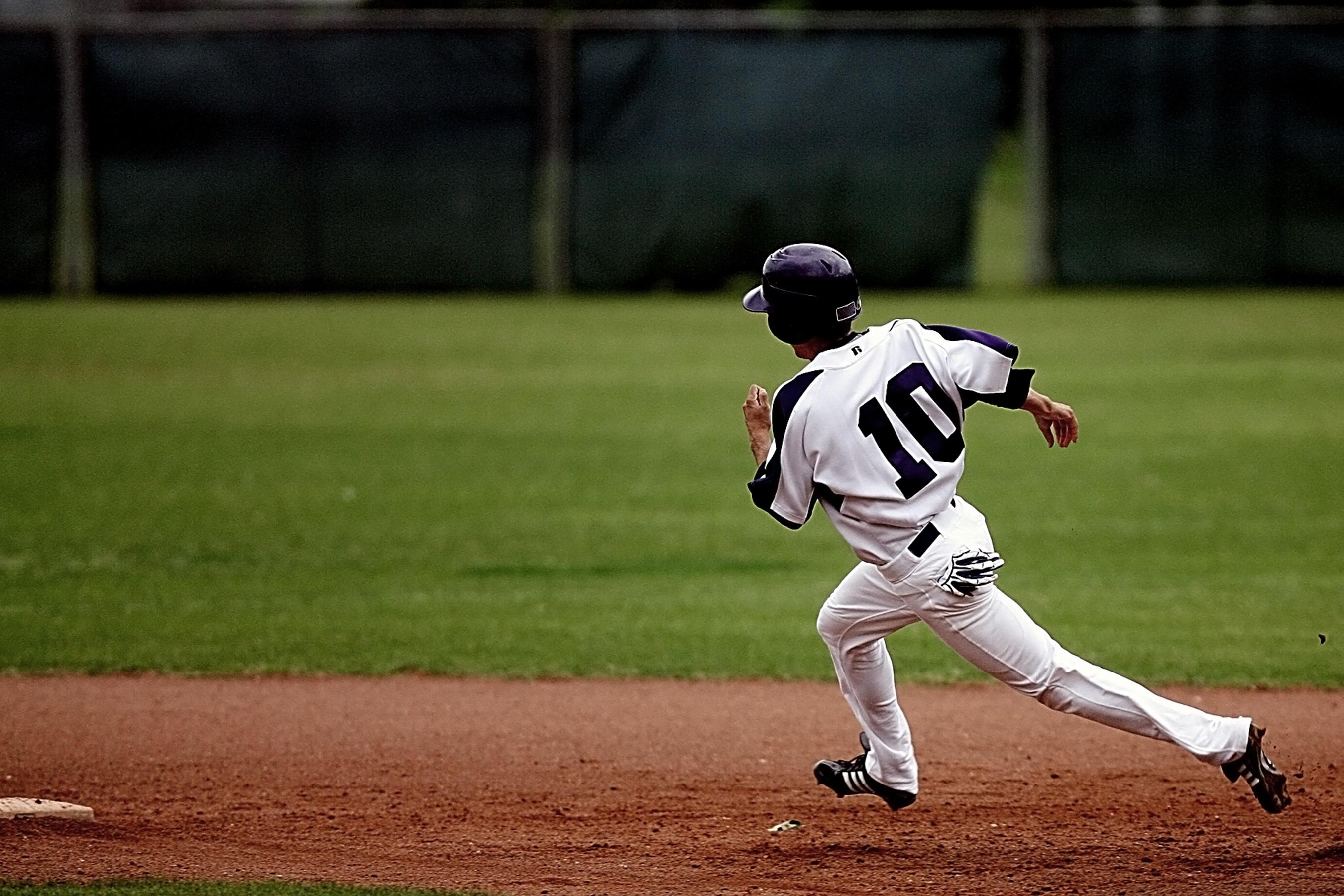 Flywheel training for Baseball players