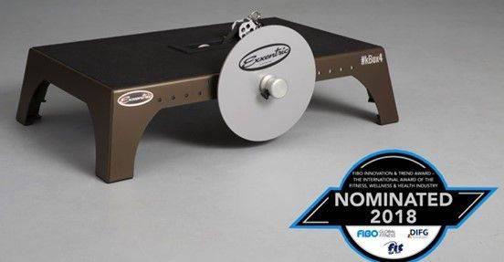 FIBO Nominates the kBox for Performance Award | Exxentric