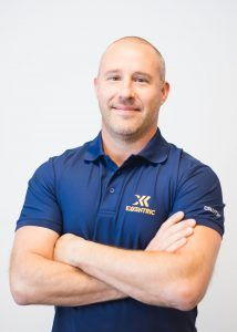 Fredrik Correa CEO Exxentric