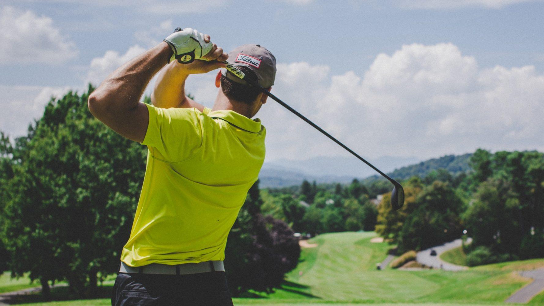 Flywheel Training and Golf