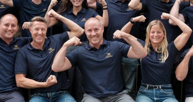 Fredrik Correa Exxentric's new CEO