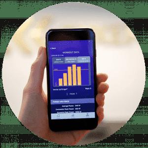 Exxentric kMeter3.0 app