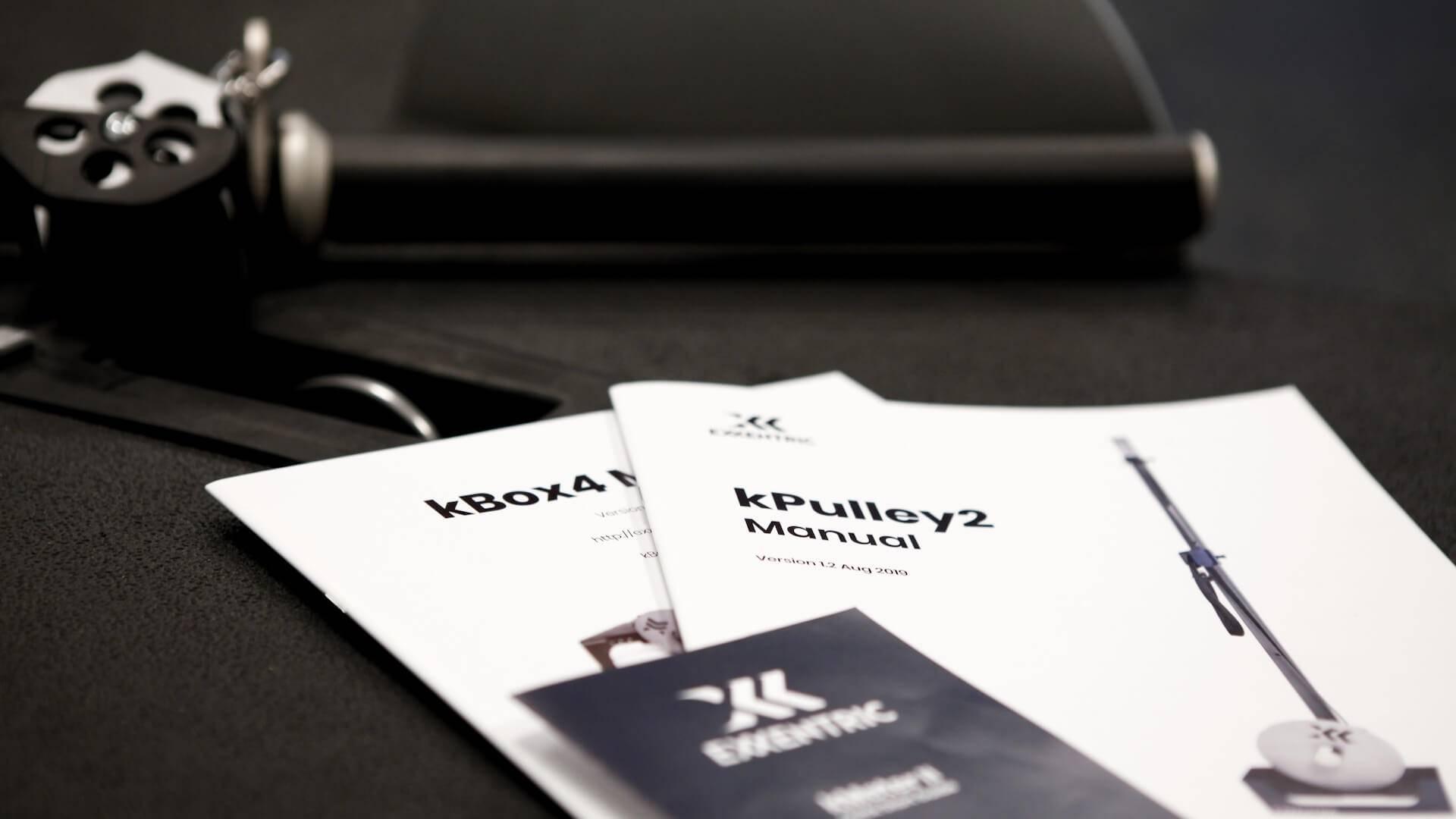 Manuals kBox4 kPulley2
