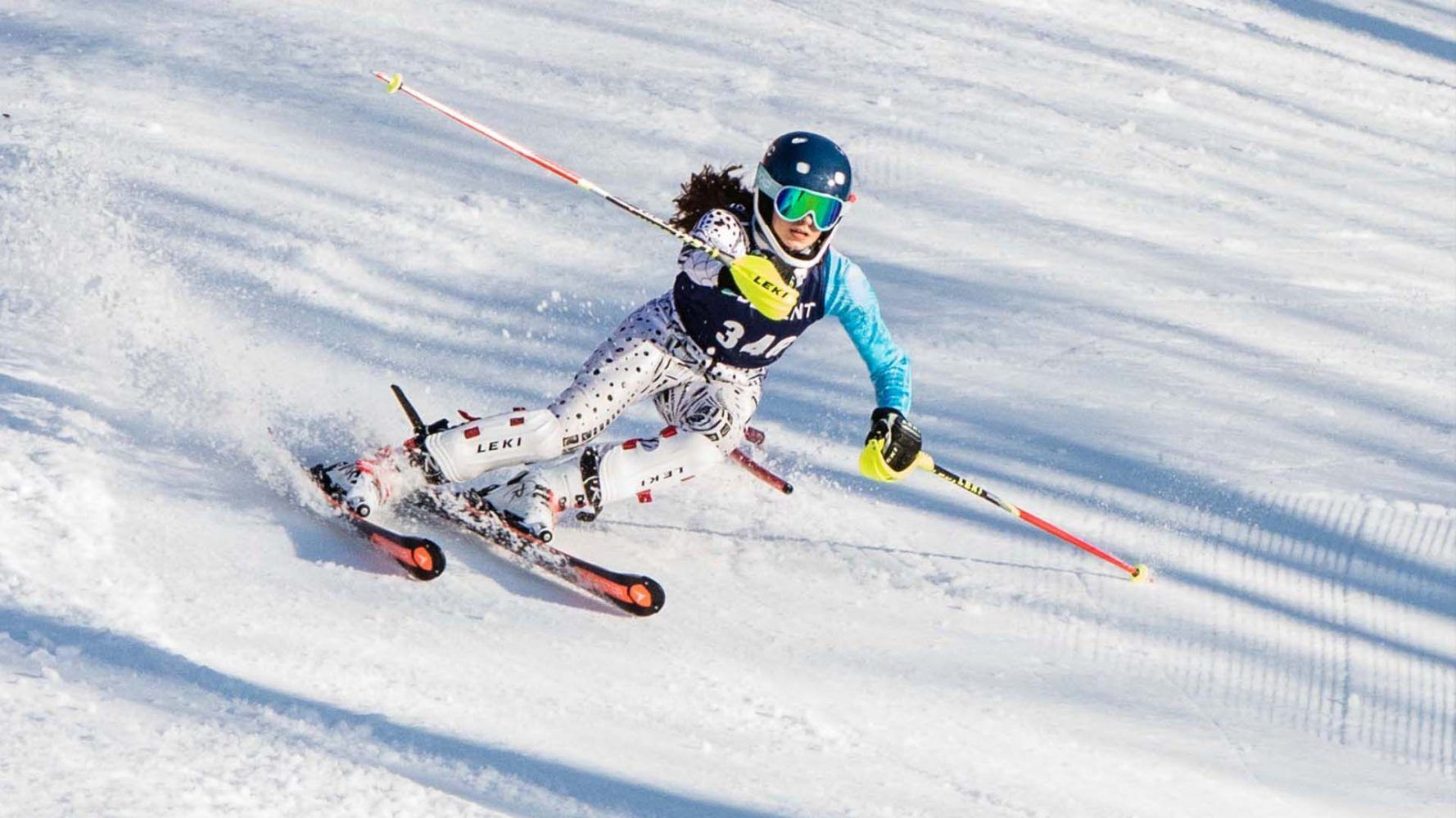 Alpine Skiing and Flywheel Training