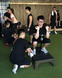 Flywheel Trainer Course 2018