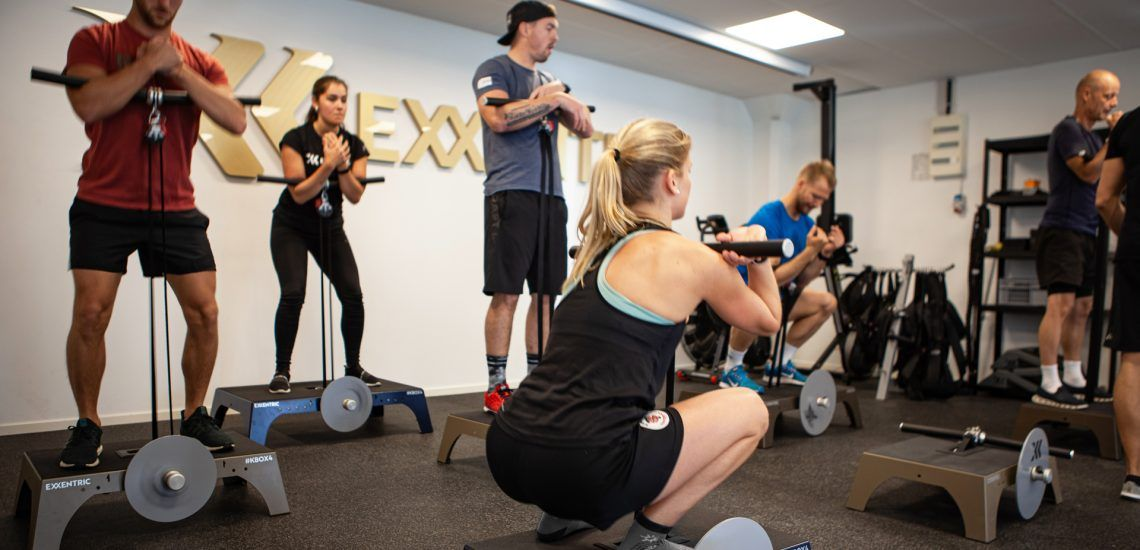 Exxentric Group Training