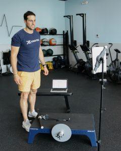 Personal Coach Flywheel Training