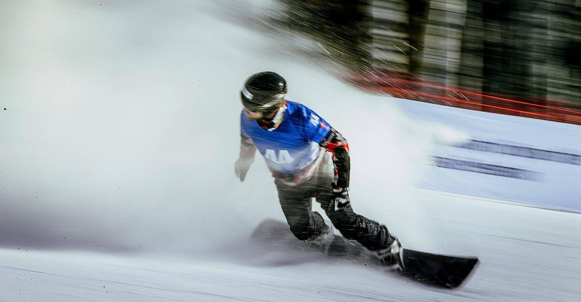 Flywheel Training Snowboarding