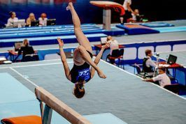 Flywheel Training Gymnastics