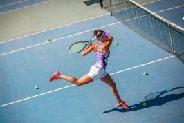 Flywheel Training for Tennis Players