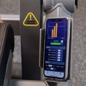 kMeter Feedback System LegExx