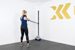 Exxentric kPulley2 Single Arm Row