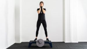 Flywheel Training kBox4 Goblet Squat