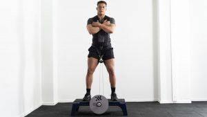Flywheel Training kBox4 Squat Harness